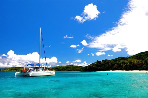 Catamaran Sail and Snorkel Experience