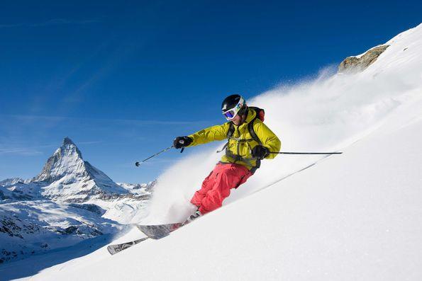 Zermatt - Skiing