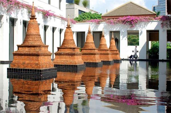 1 Night in Sukhothai Hotel