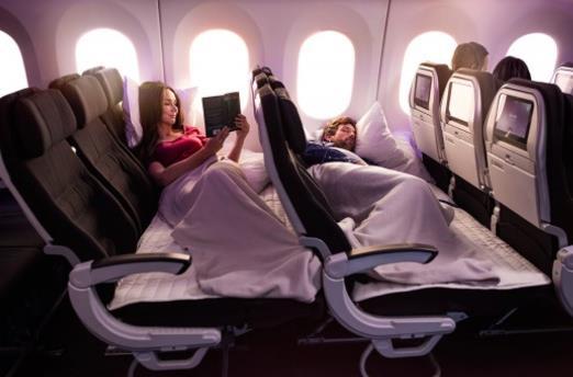 Flight & accommodation upgrades