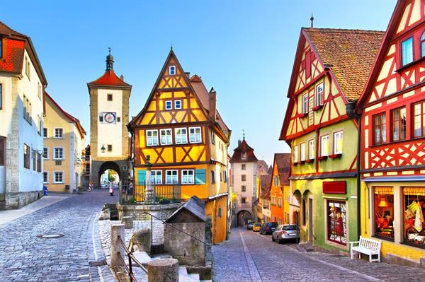 Accommodation in Rothenburg