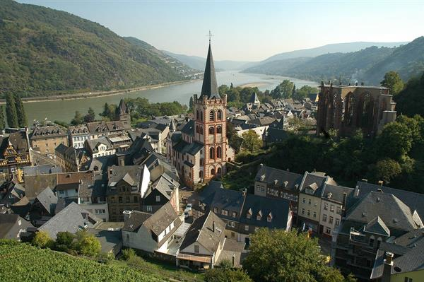 Accommodation in Bacharach
