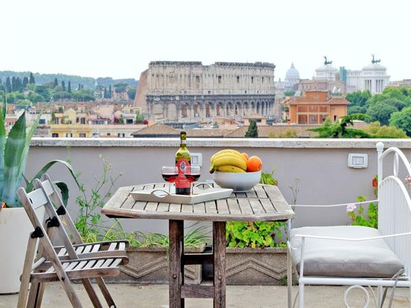 Accommodation in Rome