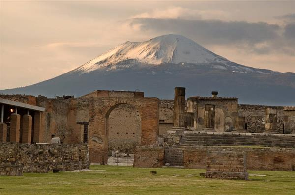 Day tour to Pompeii