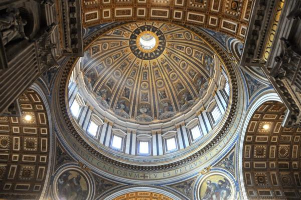 St Peters Basilica Dome Tour