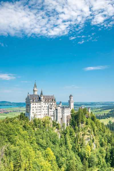 Day tour to Neuschwanstein Castle