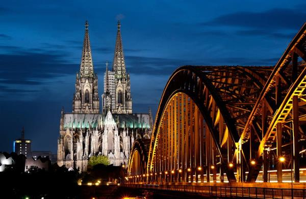 Guided tour of Cologne's Kolner Dom