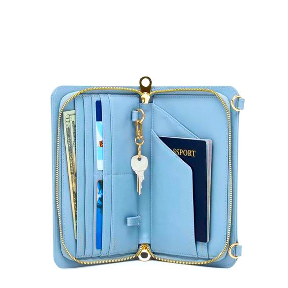A Travel Wallet