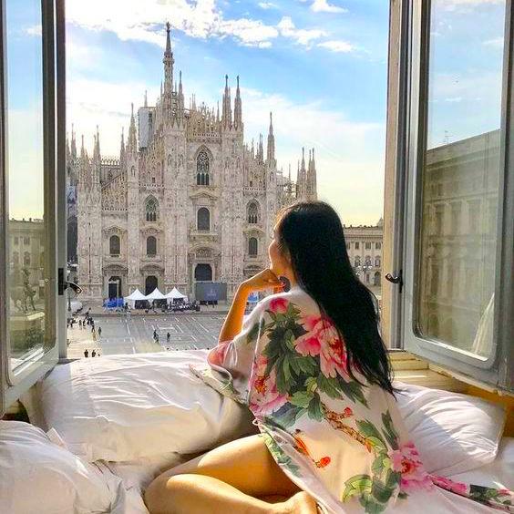 Milan Accomodation