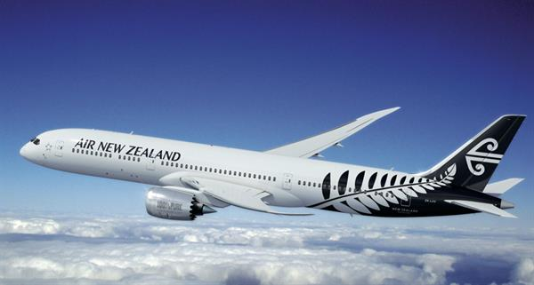 Flights to New Zealand
