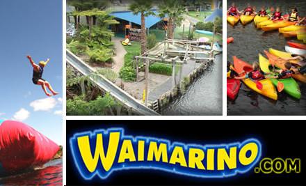 Waimarino Adventure Park