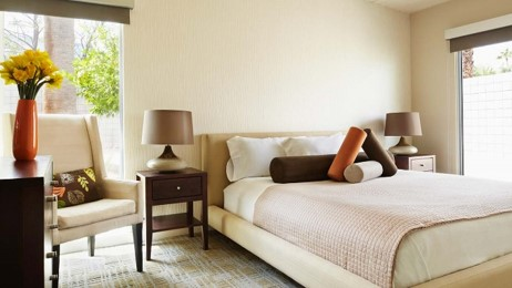 Accommodation upgrade for last night of honeymoon