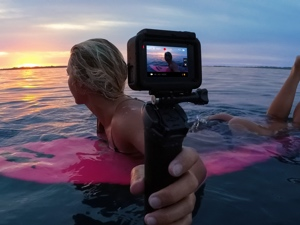 """""""Bits and Pieces"""" for GoPro to document honeymoon"""