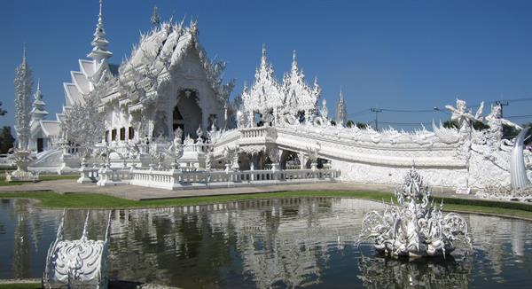 Day Trip To The White Temple