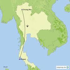 Transfers Chiang Mai to Phuket