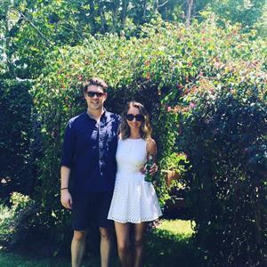 Em + Dave - It's a wedding! - Honeymoon registry France and England