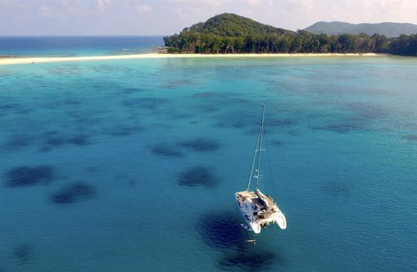 Andaman Island Boat Tour