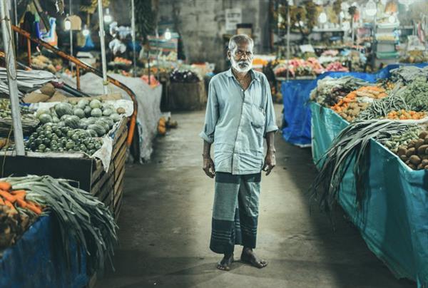 Sri Lanka Market Experience