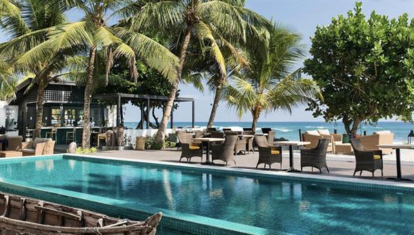 Sri Lanka Hotel Night (Treaty)