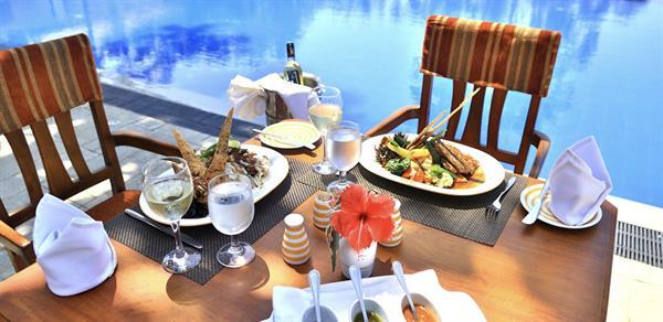 Andaman Island - Lunch