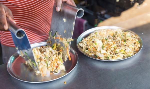 Sri Lanka - Lunch