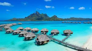 Nic and Jake's Wedding Registry  - Honeymoon registry French Polynesia