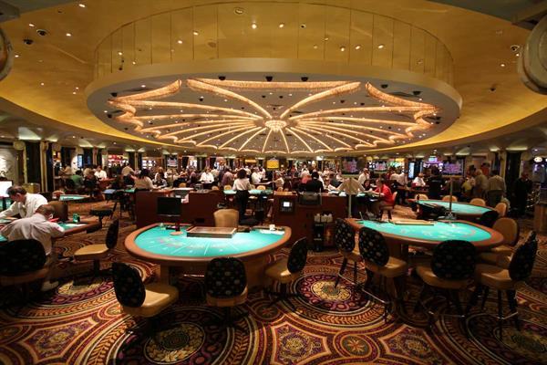 Gambling funds