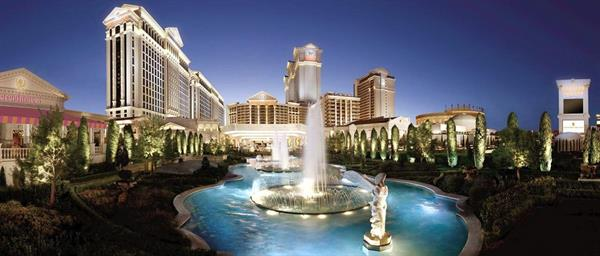 1 night at Ceaser's Palace