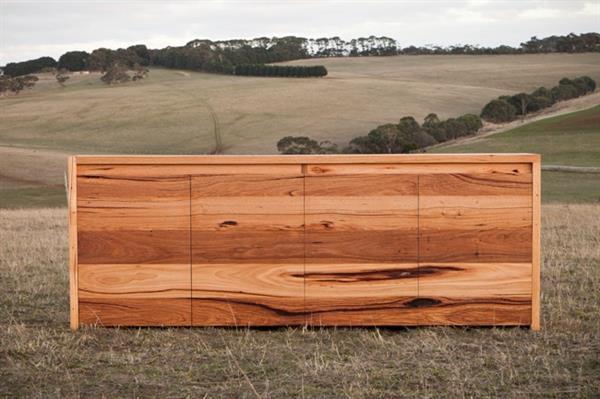 Custom Timber Buffet