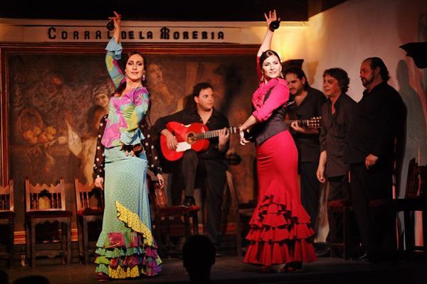 Flamenco show & dinner