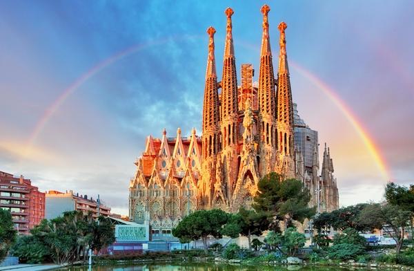 Tour of Basilica of the Sagrada Familia