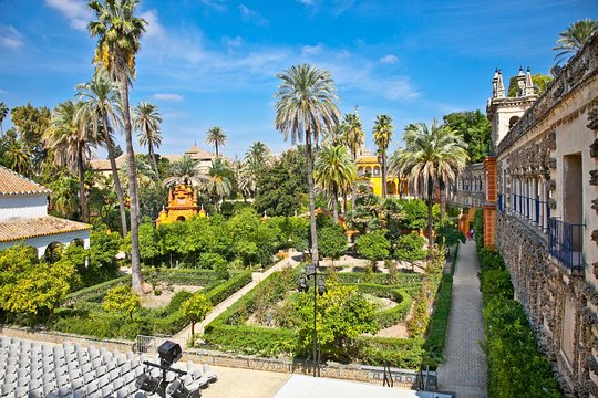 Game of Thrones; Seville and Osuna Guided tour