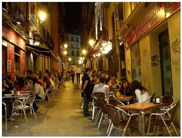 Madrid Tapas Night Walking Tour