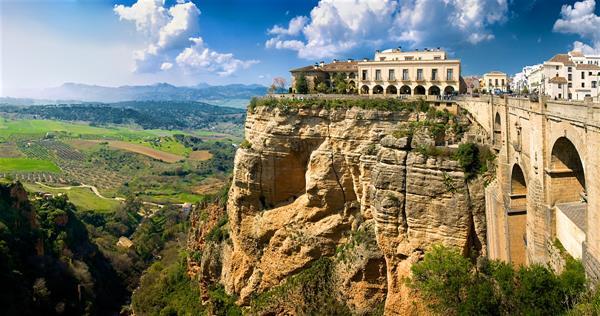 Airbnb Ronda Spain