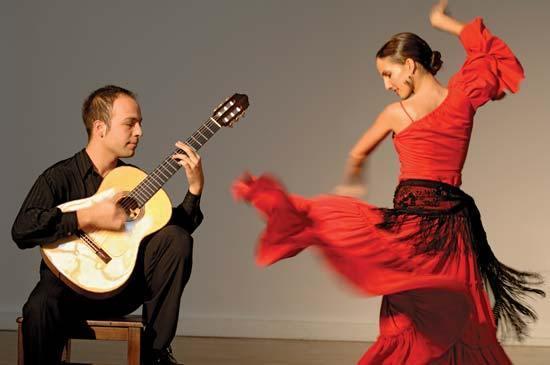 Dance Master Class: Flamenco Passion