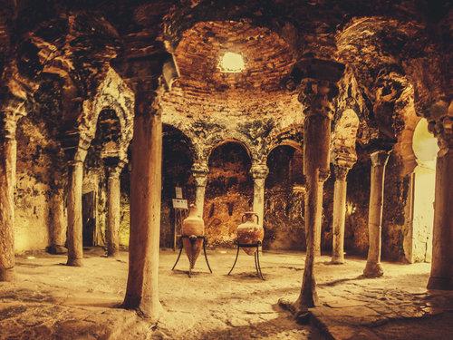 Banos Arabes: Tour of the Arab Baths in Ronda
