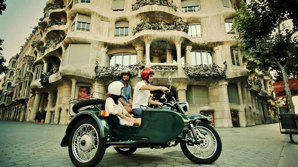 Sidecar City Tour