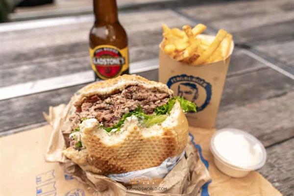 Ferg Burger - Queenstown
