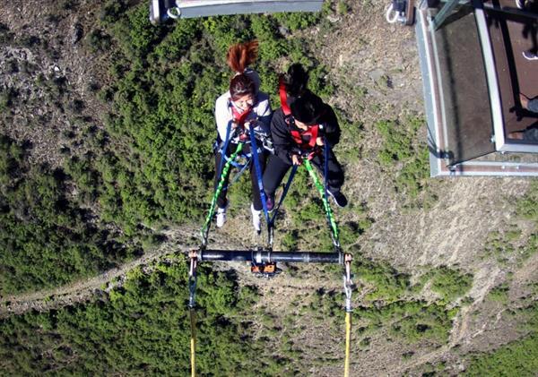 Nevis Giant Swing - Queenstown
