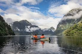 Kayak Doubtful Sounds