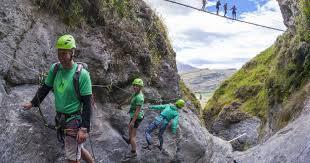 Wildwire Climb - Wanaka