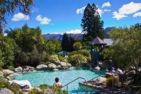 Hamner Springs Thermal Pools