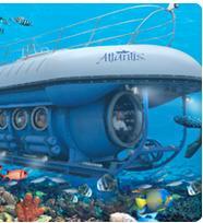 Atlantis Submarine Tour - Hannah