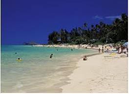 Trip to Lanikai Beach - Hannah & Josh