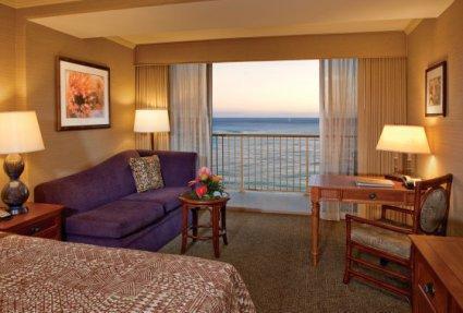 One Night Ocean View Room