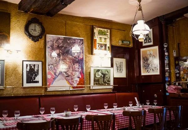 Dinner at Chez Denise