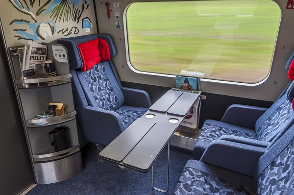 Eurail to Frankfurt