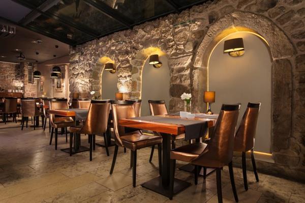 Dinner at Rubinstein restaurant