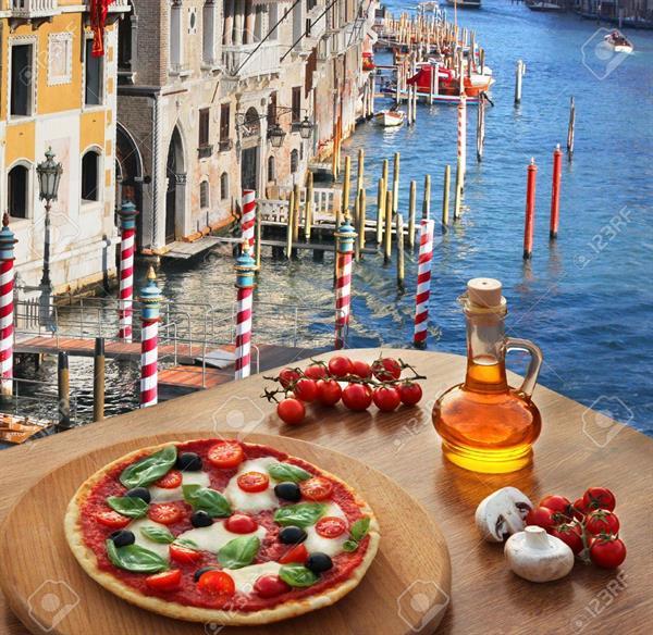 Pizza, espresso & gelati
