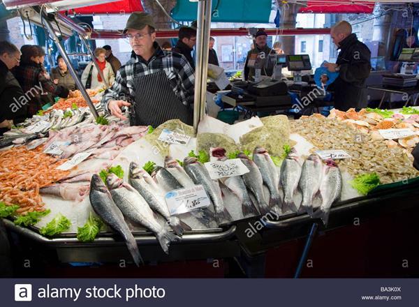 Rialto Markets and the Pescaria